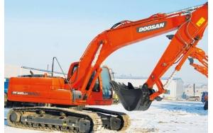 Экскаватор DOOSAN - DX225