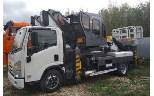 Автовышка Novas 32м