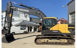 Экскаватор Volvo - EC220