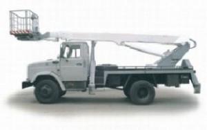 аренда Автовышка телескопическая АГП 18